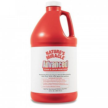 Advanced Stain and Odor Remover - 64oz.
