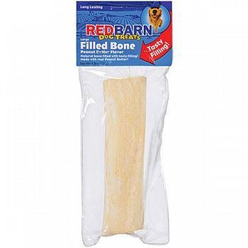 Peanut Butter Filled Dog Bone - Large