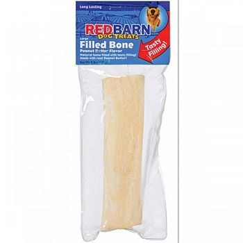 Filled Dog Bone - Large / Cheese and Bacon