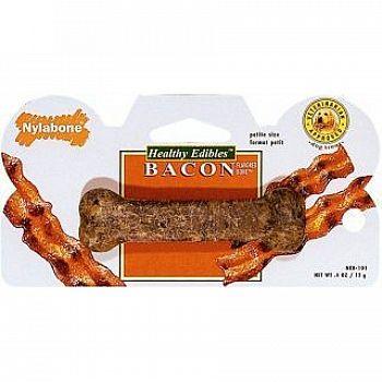 Healthy Edibles Bacon Bone - Petite