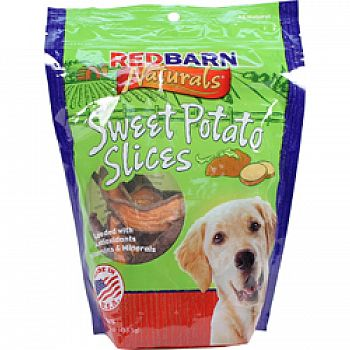 Usa Sweet Potato Slices Dog Treats