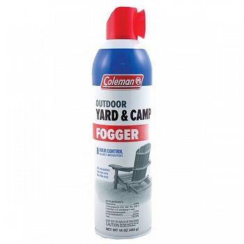Coleman Outdoor Yard and Camp Fogger - 16 oz.