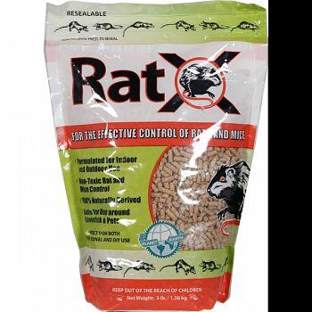 Ratx Rat Bait  3 POUND