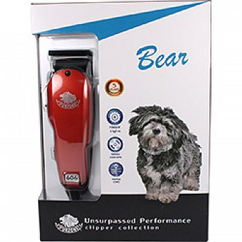 Bear Adjustable Blade Pet Clipper