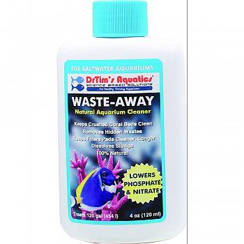 Waste-away Saltwater Aquarium Solution  4 OUNCE