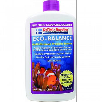 Eco-balance Multi-species Aquarium Solution  16 OUNCE