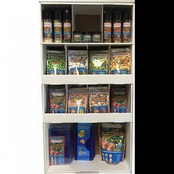 Bene-fish-al Freshwater Fish Food Pop Display  72 PIECE