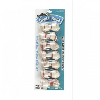 Dingo Dental Mini Bone 7 pack