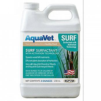 Surf Surfactant for Ponds - 8 oz.