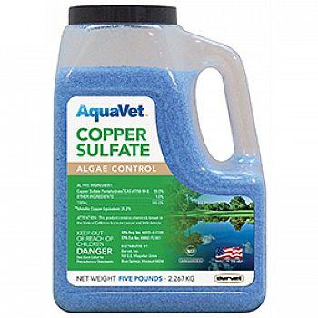 Copper Sulfate Granular Algae Control - 5 lbs.