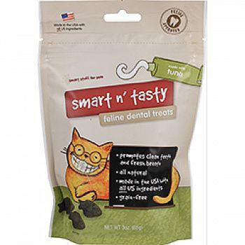 Smart N Tasty Feline Dental Grain Free Treats