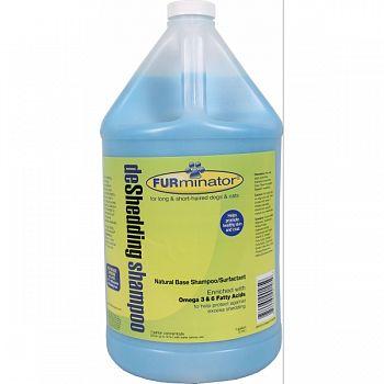 Furminator Deshedding Ultra Premium Shampoo  1 GAL