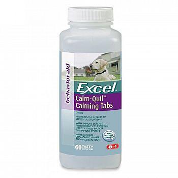 Excel Dog Calming Tablets - 60 ct.