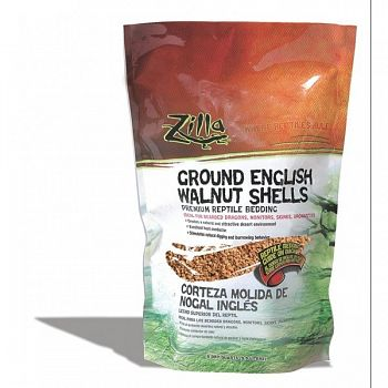 English Walnut Shell Litter for Reptiles