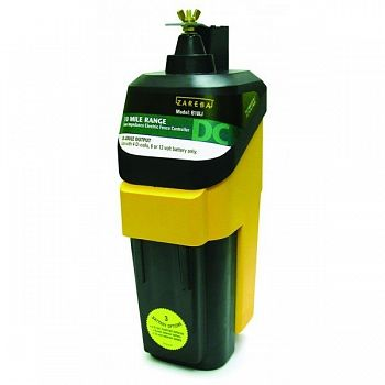Zareba Yellow Jacket Battery Powered Fencer - 10 MILE