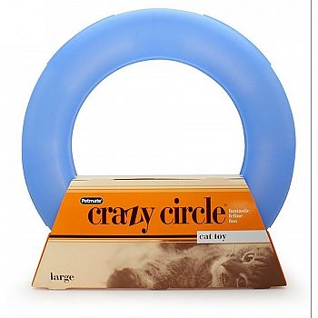 Large Crazy Circle Cat Toy