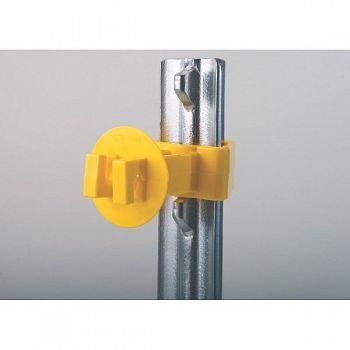 T-Post Insulator Extra Length Snug - 25 pk.