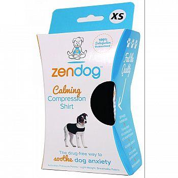 Zendog Calming Compression Dog Shirt