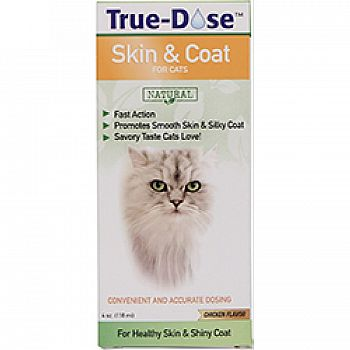 True Dose Skin & Coat For Cats