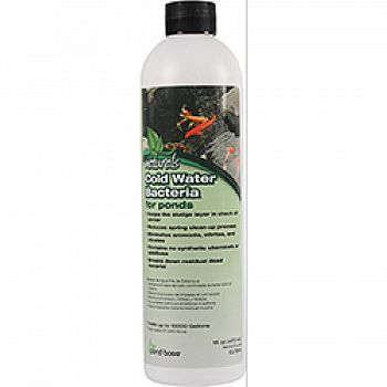 Naturals Cold Water Bacteria For Ponds (Case of 6)