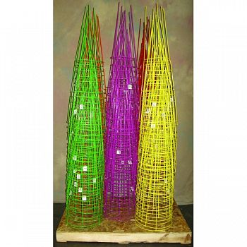 Heavy Duty Plant Tomato Support Display ASSORTED 150 PIECE