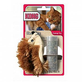 Catnip Cat Toy Hedgehog - 3.5 in.