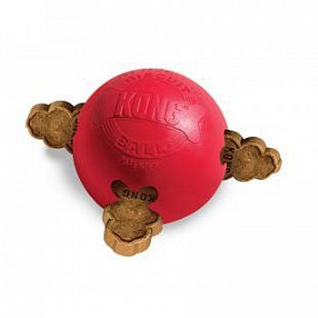 Biscuit Ball Dog Toy - Small
