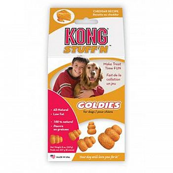 Kong Goldies Dog Treats - 8 oz.