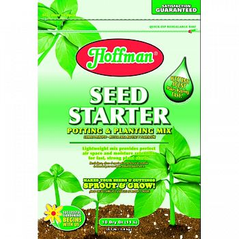 Hoffman Seed Starter  10 QUART (Case of 6)