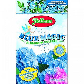 Hoffman Aluminum Sulfate  4 POUND (Case of 12)