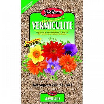 Hoffman Horticultural Vermiculite  2 CUBIC FOOT
