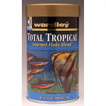 Total Tropical Gourmet Flake Blend