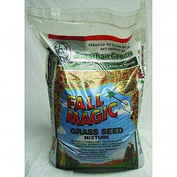 Fall Magic Grass Seed Mixture