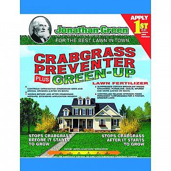 Crabgrass Prevent + Greenup