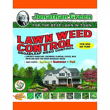 Lawn Weed Control - 15000 SQ FT