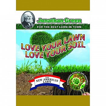 Love Your Lawn Love Your Soil Organic Fertilizer