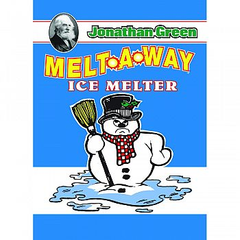 Melt-a-way Ice Melter  20 POUND