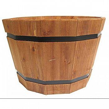 Barrel Tub - Heartwood / 20 in.