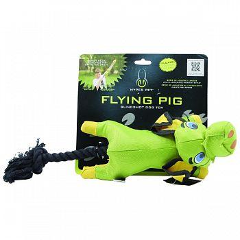 Flying Pig Slingshot Dog Toy