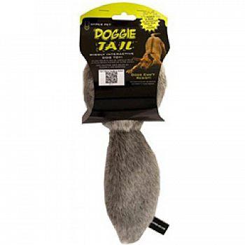 Doggie Tail Plush Dog Toy