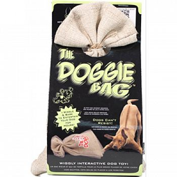The Doggie Bag Wiggly Toy With Jumping Ball