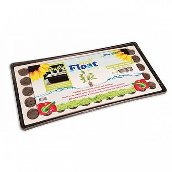 Jump Start Smart Float Grow Tray With Plugs