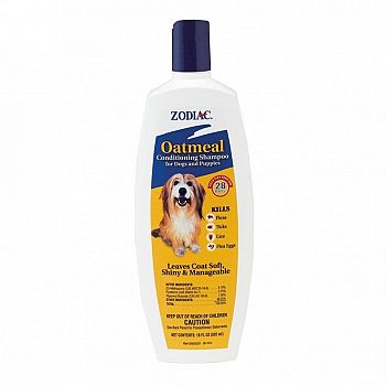 Zodiac Oatmeal Conditioning Shampoo 18 oz.