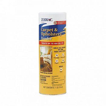 Zodiac Carpet & Upholstery Powder 16 oz.