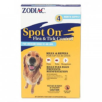 Zodiac Spot On