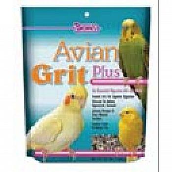 Super Premium Avian Grit Plus Bird Digestive Aid - 20 oz.
