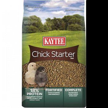 Kt Chicken Starter Grower Crumble  5 POUND