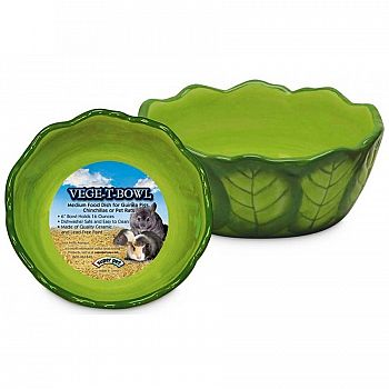 Vege-T-Bowl Green Cabbage for Small Pets