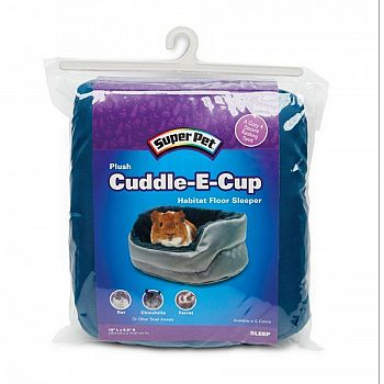 Super Pet Cuddl - E - Cup Small Animal Bed