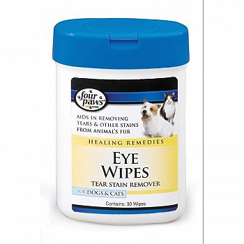 Dog / Cat Eye Wipes 30-Count